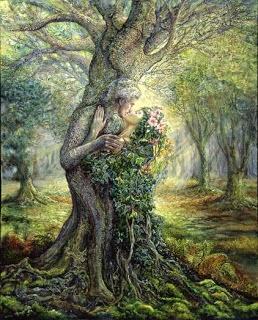 Risultati immagini per alberi magici
